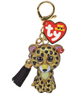 Ty Mini Boo Mousqueton sterling léopard (Clips Sterling Leopard)
