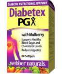 Webber Naturals Diabetex PGX