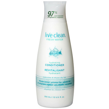 Live Clean Fresh Water Hydrating Conditioner