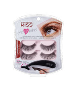 Kiss Ever EZ Fake Eyelashes Double Pack # 05
