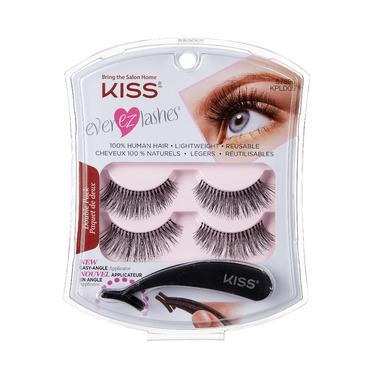 Kiss Ever EZ Fake Eyelashes Double Pack # 05