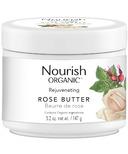 Nourish Organic Rejuvenating Rose Butter