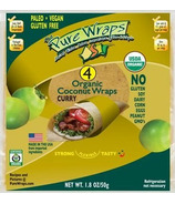 The Pure Wraps Organic Coconut Curry