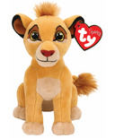 Ty Beanie Babies Simba The Lion Regular