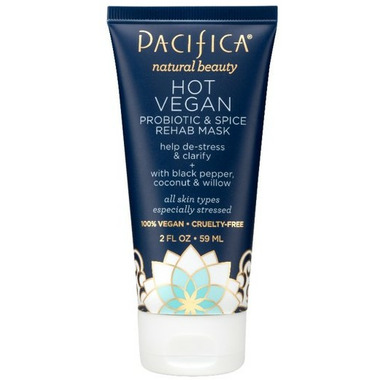Pacifica Hot Vegan Probiotic & Spice Rehab Mask