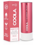 COOLA Liplux Tinted Lip Balm SPF 30 Summer Crush