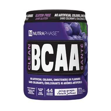 NUTRAPHASE Clean BCAA Juice Grape