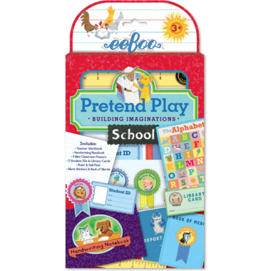 eeboo School Pretend Play Kit
