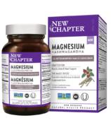 New Chapter Magnesium + Ashwagandha