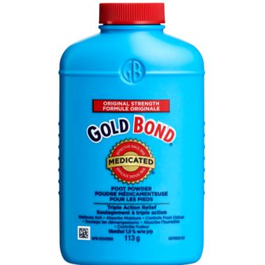 Gold Bond Medicated Foot Powder
