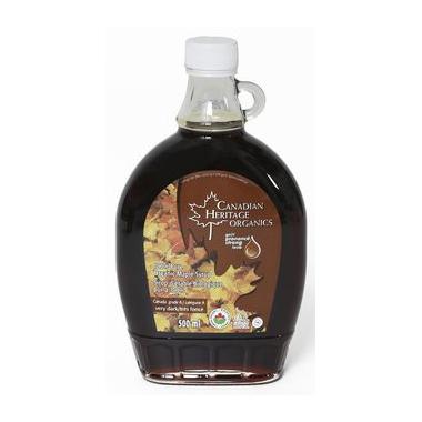 Canadian Heritage Organics Organic Maple Syrup