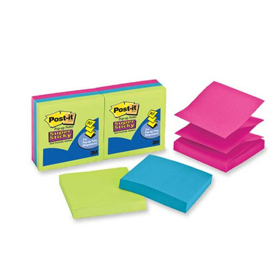 Post-it Super Sticky Pop-up Notes