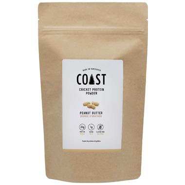 Coast Protein Peanut Butter Cricket Protein Powder