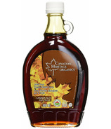 Canadian Heritage Organics Dark Maple Syrup