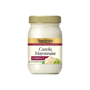 Spectrum Naturals Canola Mayonnaise