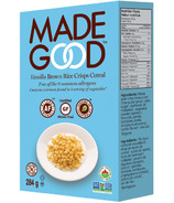 MadeGood Vanilla Brown Rice Crisps Cereal