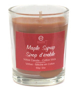 Seracon Maple Votive Candle with Cotton Wick