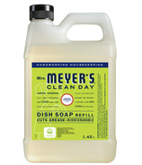 Mrs. Meyer's Clean Day Dish Soap Refill Lemon Verbena