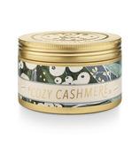 Illume Large Tin Candle Cozy Cashmere