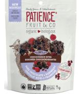 Patience Fruit & Co Chococrunch Raspberry Bites