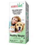 HomeoVet Homeopathic Cats & Dogs Healthy Weight