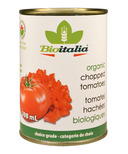 Bioitalia Organic Chopped Tomatoes
