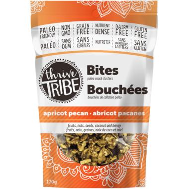 Thrive Tribe Apricot Pecan Bites