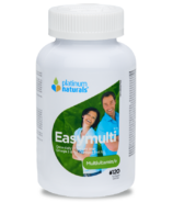 Multivitamine EasyMulti de Platinum Naturals