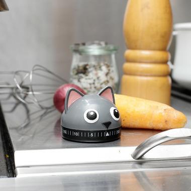 Kikkerland Kitchen Timer Kitty