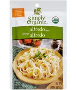 Simply Organic Alfredo Sauce Mix
