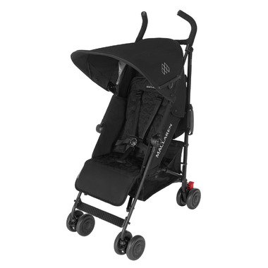 Maclaren Quest Black and Black