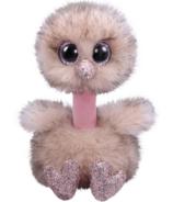 Ty Beanie Boo's Henna The Ostrich Medium