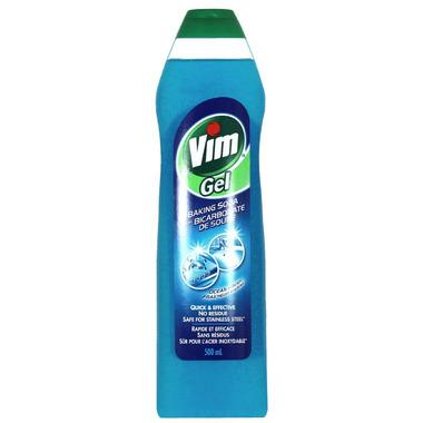 Vim Gel With Baking Soda