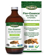Flora Flor Essence with Turkey Tail & Turmeric