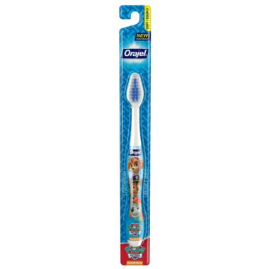 Orajel Kids Paw Patrol Kids Toothbrush with Soft Bristles