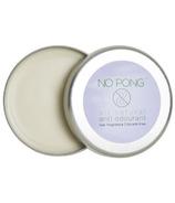 Anti-odeur entièrement naturel de No Pong délicatement parfumé sans bicarbonate