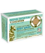 Nova Scotia Fisherman Fundy Clay & Mint Soap