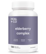 HEAL + CO. Elderberry Complex