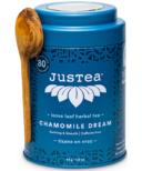 JusTea Loose Leaf Herbal Tea Chamomile Dream