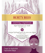 Burt's Bees Renewing Hydrogel Eye Mask