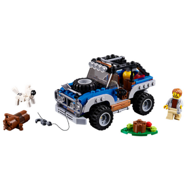 LEGO Creator Outback Adventures