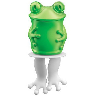 Zoku Frog Ice Pop Mold