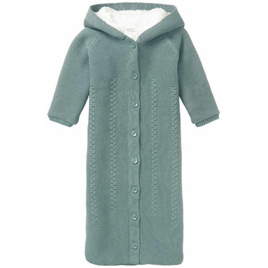 Noppies Organic Cotton Cosytoe Narni Dark Green