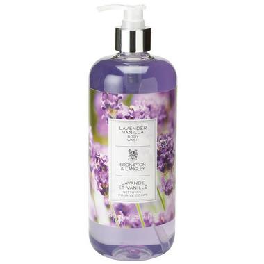 Brompton & Langley Lavender Vanilla Body Wash