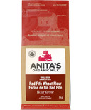 Anita's Organic Mill Stone Ground Red Fife Wheat Flour