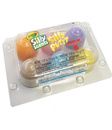 Crayola Silly Scents Silly Putty Egg Carton