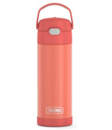 Thermos Stainless Steel FUNtainer Bottle with Spout Apricot