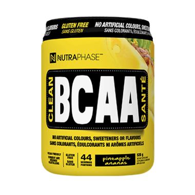NUTRAPHASE Clean BCAA Pineapple