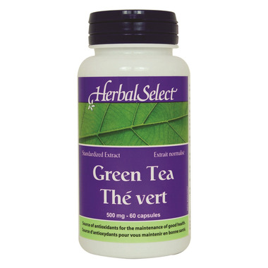 Herbal Select Green Tea Extract