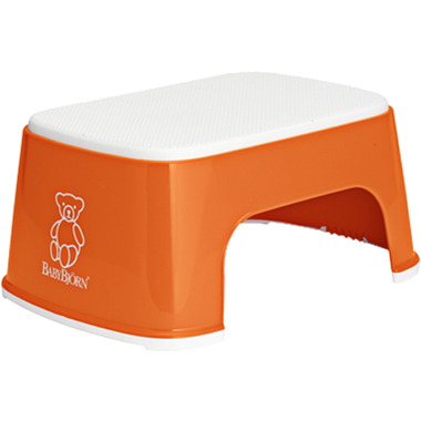 BabyBjorn Safe Step Stool Orange